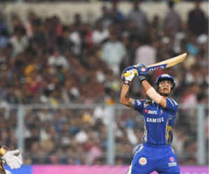 IPL 11 : 19 साल के किशन ने 17 गेंदों में अर्धशतक जड़कर मुंबई को दिलाई जीत