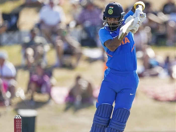 india vs new zealand 3rd odi match: मैच में चमके केएल राहुल,ये 5 रिकॉर्ड हैं उनके नाम
