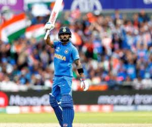 Ind vs Pak ICC World cup 2019 : विराट कोहली ने बनाए सबसे तेज 11 हजार रन, सचिन का तोड़ा रिकाॅर्ड