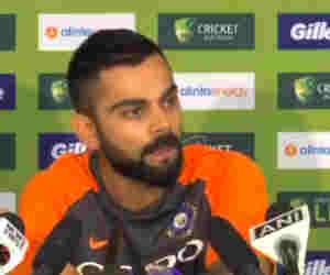 Ind vs Aus टी-20 : विराट ने कंगारुआें को किया सावधान, हमसे भिड़े तो छोड़ेंगे नहीं