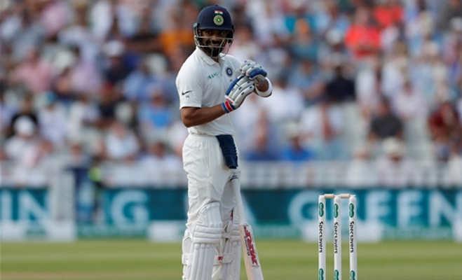 शतकवीर कोहली को आउट करने के लिए फेंकनी पड़ी 225 गेंदें,दूसरे दिन मैच का ऐसा रहा हाल