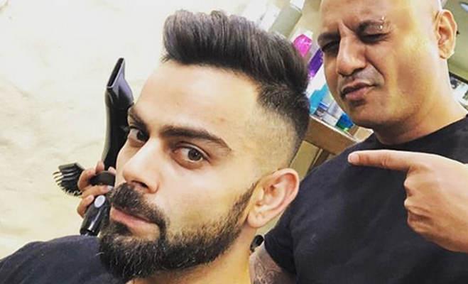 विराट कोहली ने बताया,इस वजह से नहीं काटते दाढ़ी