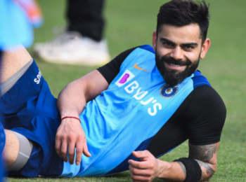 India vs West indies 1st T20I: अमिताभ ने की विराट की तारीफ, कोहली बोले क्या डाॅयलाग मारा है सर