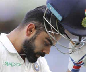 जानें विराट कोहली टेस्ट में कितनी बार हुए जीरो पर आउट, मेलबर्न टेस्ट में नहीं खोल पाए खाता