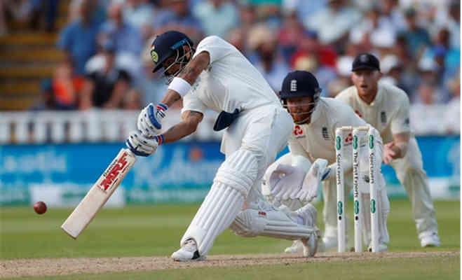 आखिरकार इंग्लैंड में चला कोहली का बल्ला,जैसे-जैसे रन बनाए टूटते गए ये 5 रिकॉर्ड