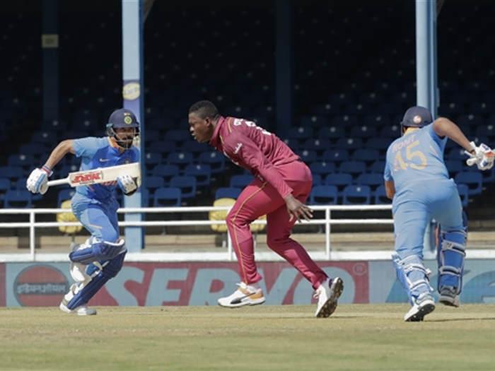 ind vs wi : विराट कोहली ने तोड़ा 26 साल पुराना जावेद मियांदाद का रिकाॅर्ड