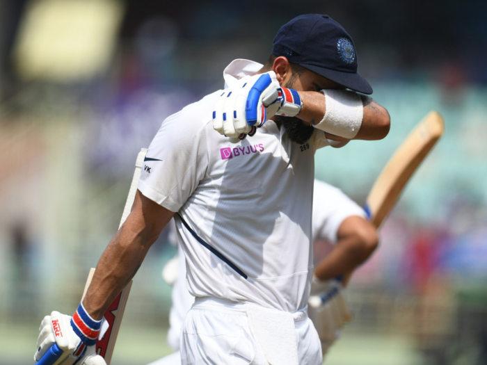 india vs south africa 2nd test: 10 महीने से टेस्ट में शतक नहीं लगा पाए विराट,रैंकिंग भी गिरी