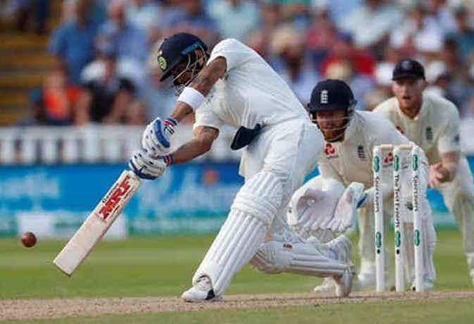 एजबेस्टन टेस्ट में जब कोहली भी 20 मिनट तक नहीं बना पाए एक भी रन