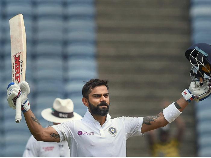 india vs south africa 2nd test: कोहली ने एक पारी खेलकर तोड़ा 10 बल्लेबाजों का रिकाॅर्ड