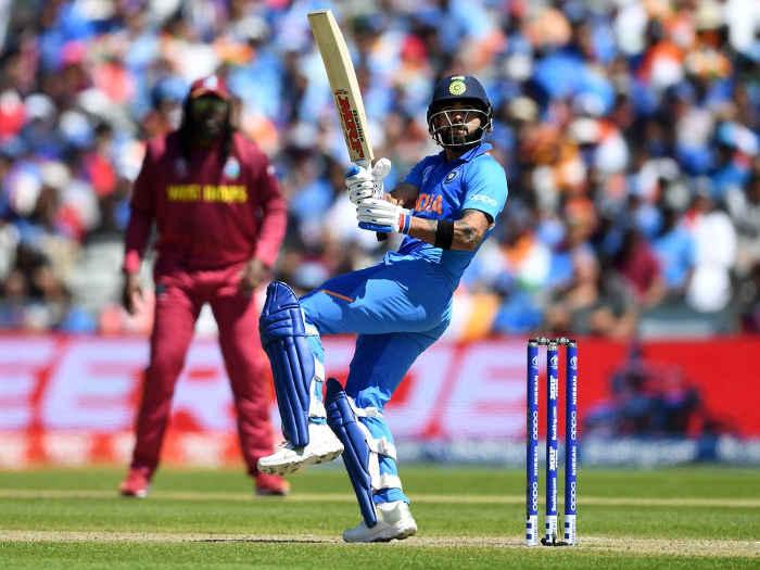 ind vs wi : 19 रन बनाते ही कोहली तोड़ देंगे पाकिस्तानी खिलाड़ी का विश्व रिकाॅर्ड