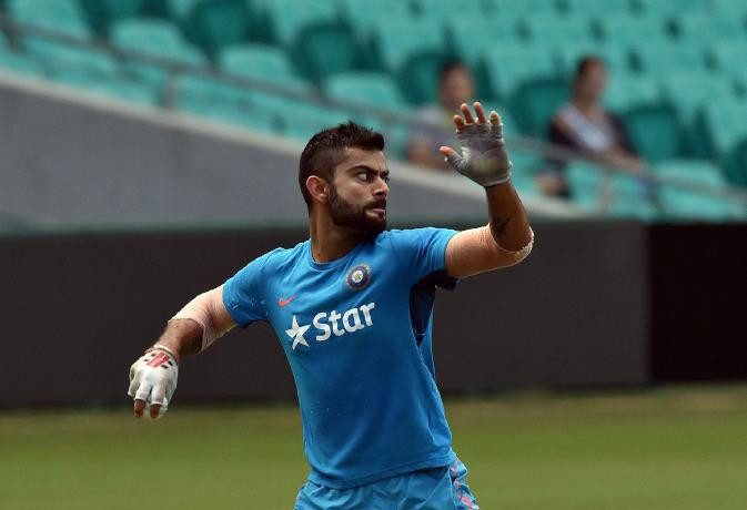 दूसरे वनडे के लिए कोहली कर रहे एेसी जबरदस्त तैयारी, शायद ही कंगारु कर पाएं उन्हें आउट