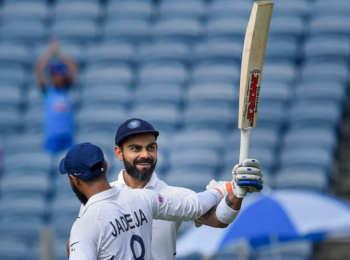 ICC Test rankings: स्मिथ से बस एक अंक पीछे हैं कोहली, अगले मैच में बन सकते हैं नंबर 1