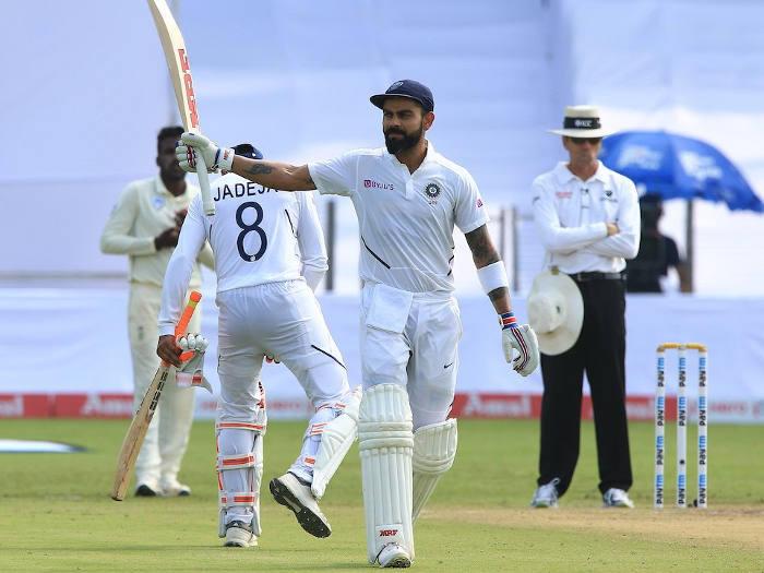 india vs south africa 2nd test: विराट की कप्तानी में भारत ने 10वीं बार पार किया 600 का आंकड़ा