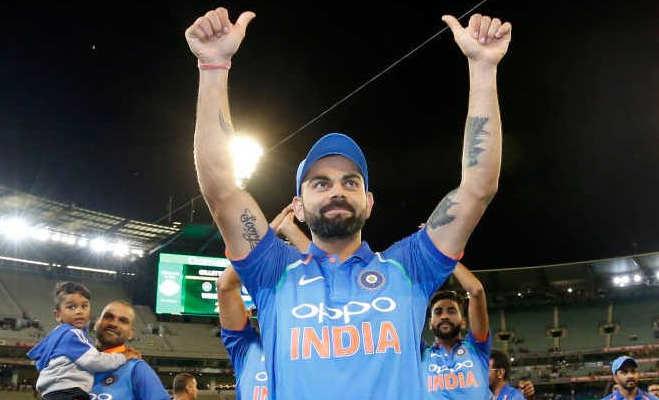 न्यूजीलैंड को मिली राहत,विराट कोहली होंगे टीम इंडिया से बाहर