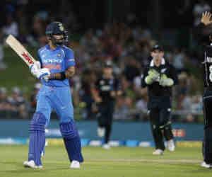 न्यूजीलैंड को मिली राहत, विराट कोहली होंगे टीम इंडिया से बाहर