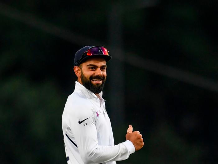 ranchi test: कोहली बोले,भारत में सिर्फ पांच जगह होने चाहिए टेस्ट मैच