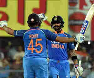 भारत ने आॅस्ट्रेलिया में जब पहला टी-20 मैच खेला, तब कोहली टीम में भी नहीं थे
