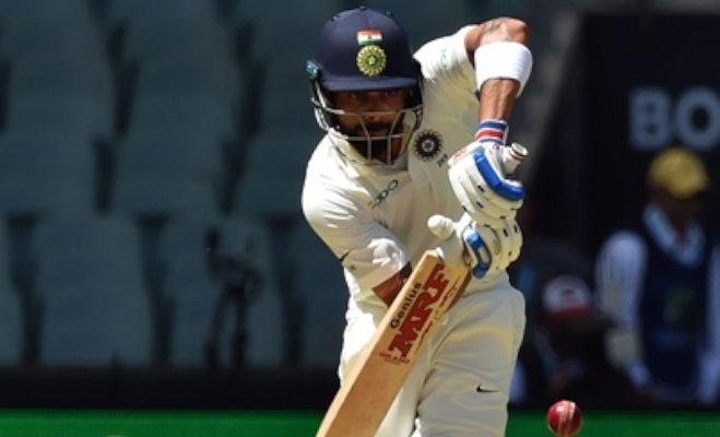 3 रन बनाकर आउट हुए कोहली,जानें आॅस्ट्रेलिया में कैसा है विराट का टेस्ट रिकाॅर्ड