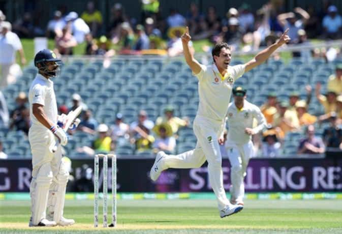 3 रन बनाकर आउट हुए कोहली, जानें आॅस्ट्रेलिया में कैसा है विराट का टेस्ट रिकाॅर्ड