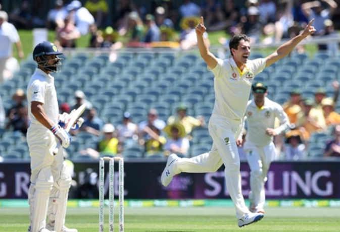 इस आॅस्ट्रेलियार्इ गेंदबाज के खिलाफ कोहली नहीं बना पाते रन, 4 गेंदों में 2 बार हुए आउट