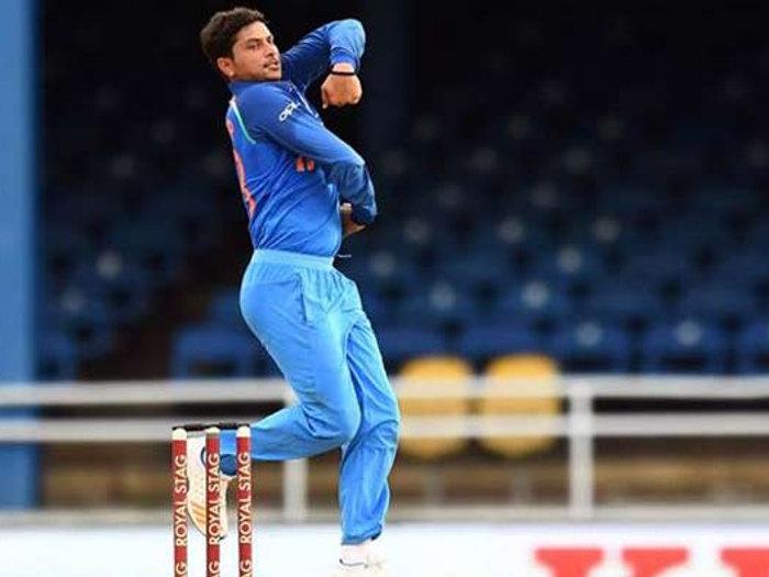 india vs australia 1st odi: मुंबई वनडे में एक विकेट लेते ही कुलदीप रच देंगे इतिहास,बन सकते हैं सबसे तेज 100 विकेट लेने वाले दूसरे गेंदबाज