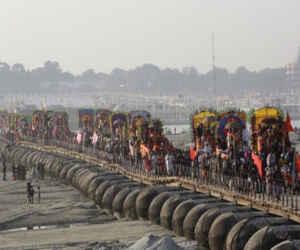 प्रयागराज कुंभ 2019 : तुलसी का पाैधा होगा कुंभ में कल्पवासियों का वाहन एंट्री पास