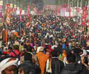 प्रयागराज कुंभ 2019 : कुंभ दर्शन को पहुंचे ग्यारह सौ स्टूडेंट्स