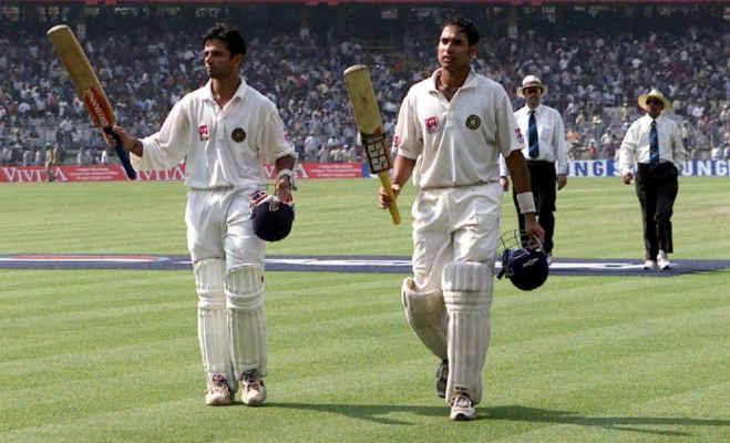 17 साल पहले इन दो भारतीय बल्लेबाजों ने द वॉल बनकर खेली थी वैरी वैरी स्पेशल इनिंग
