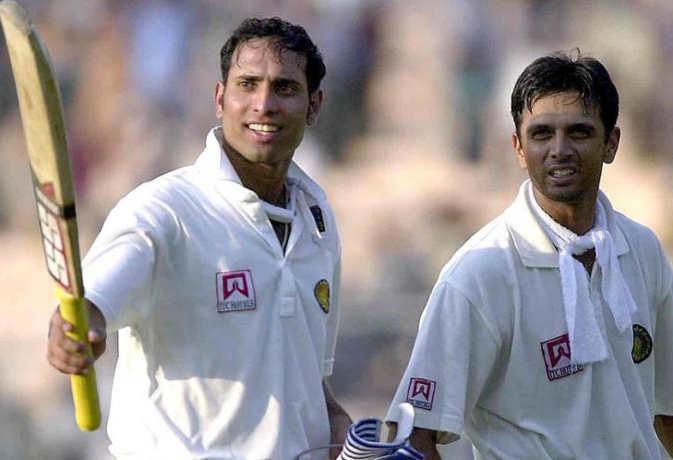 17 साल पहले इन दो भारतीय बल्लेबाजों ने 'द वॉल' बनकर खेली थी 'वैरी वैरी स्पेशल' इनिंग