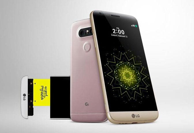 एलजी के पहले मॉड्यूलर स्मार्टफोन G5 की बुकिंग शुरु, इसमें हैं 5 खूबियां