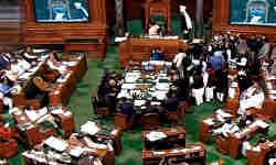 बजट सत्र का दूसरा राउंड : पीएनबी फ्रॉड पर हंगामे से सदन स्थगित, कांग्रेस को घेरने के लिए बीजेपी की रणनीति