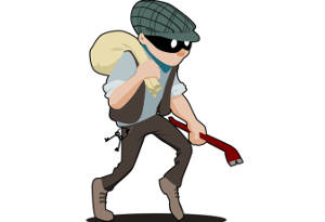 पटना में गए थे मेला देखने, चोरों ने साफ कर दिया घर