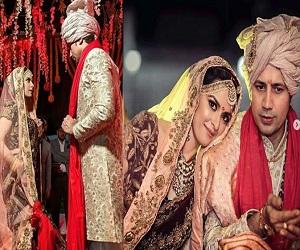 एकता संग शादी के बंधन में बंधे सुमित व्यास, देखें तस्वीरें