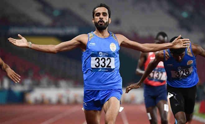 एशियन गेम्स में मंजीत सिंह ने भारत को दिलाया 9वां गोल्ड,कुल पदकों की संख्या हुई 47