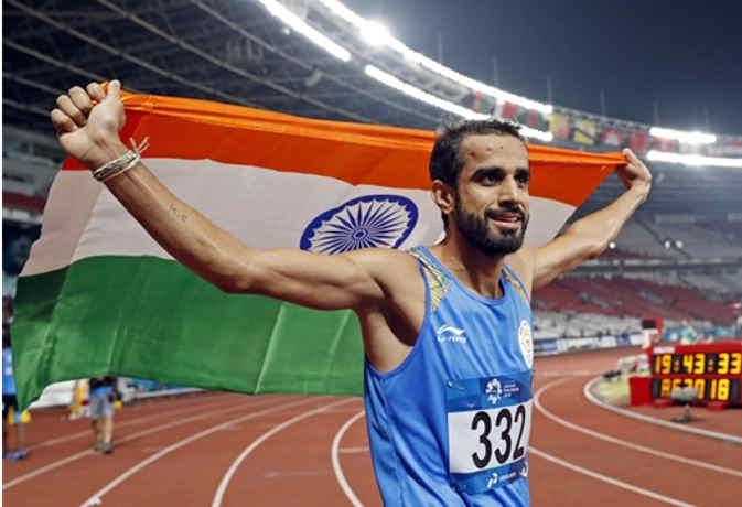 एशियन गेम्स में मंजीत सिंह ने भारत को दिलाया 9वां गोल्ड, कुल पदकों की संख्या हुई 47