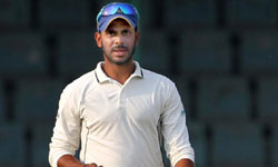 देखें वीडियो! जब भारतीय क्रिकेटर ने पाकिस्तानी क्रिकेटर की जमकर लगाई क्लास
