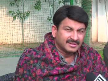 Delhi Election Results 2020: मनोज तिवारी बोले 'जनता का आदेश सर माथे पर, अरविंद केजरीवाल जी आपको बधाई'