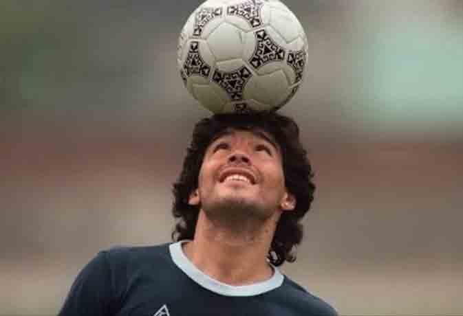 फुटबॉल का जादूगर और उसके 'हैंड ऑफ गॉड' वाले गोल की कहानी