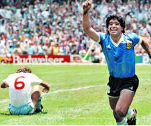 जब हाथ से गोल कर अर्जेंटीना ने जीता था 1986 फुटबॉल वर्ल्ड कप