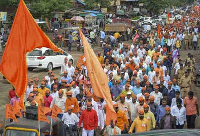 आरक्षण की मांग पर महाराष्ट्र बंद : सरकार ने कसी कमर, मराठा आंदोलनकारियों पर एेसे रखेगी नजर