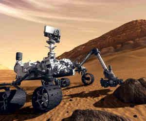 कभी मंगल ग्रह पर भी थीं पानी की झीलें, पर सूख गईं इतने सालों पहले!