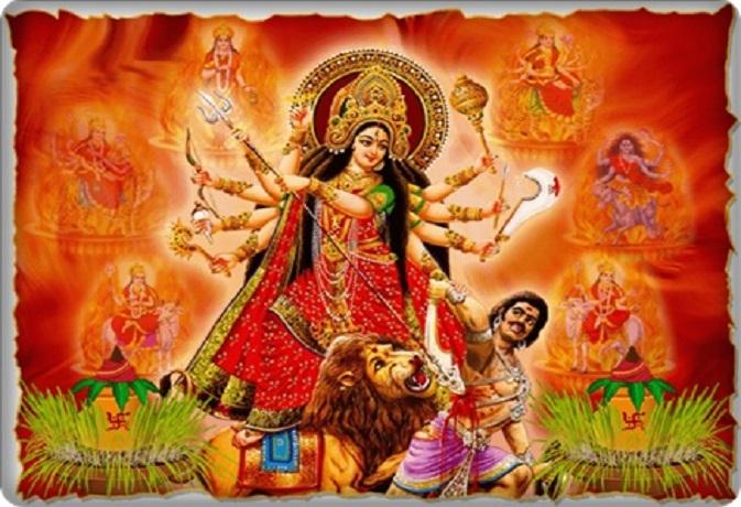 नवरात्रि 2018: जानें कैसे प्रकट हुईं आदिशक्ति मां दुर्गा, उनसे जुड़ी हैं ये 3 घटनाएं