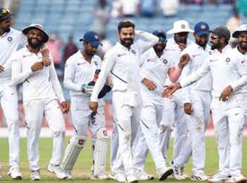 India vs South Africa 2nd Test: भारत ने साउथ अफ्रीका को पारी और 137 रन के अंतर से हराया,  टेस्ट सीरीज में 2-0 से बनाई बढ़त