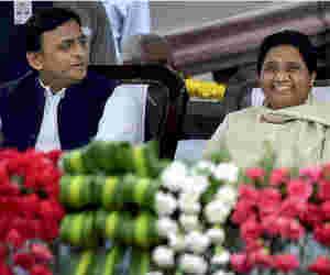 विधानसभा चुनाव : मध्य प्रदेश में नुकसान के बाद भी फायदे में सपा-बसपा