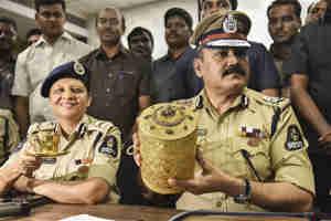 हैदराबाद : पकड़े गए निजाम के म्यूजियम से सोने की टिफिन चुराने वाले चोर, उसी में खाते थे खाना