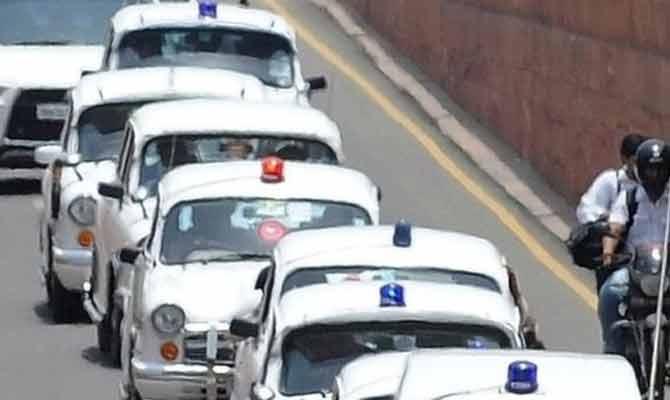 अब मंत्री जी हर जगह नहीं ले जा पाएंगे सरकारी गाड़ी?