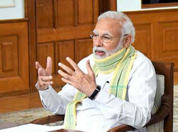 पीएम मोदी ने गंगा दशहरा पर लोगों को दी शुभकामनाएं, सीएम योगी ने भी किया ट्वीट
