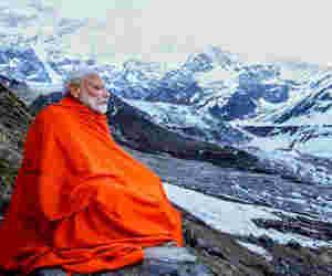 Chardham Yatra : 17 घंटे गुफा में साधना करके आए मोदी ने कहा - कुछ नहीं मांगा भगवान से