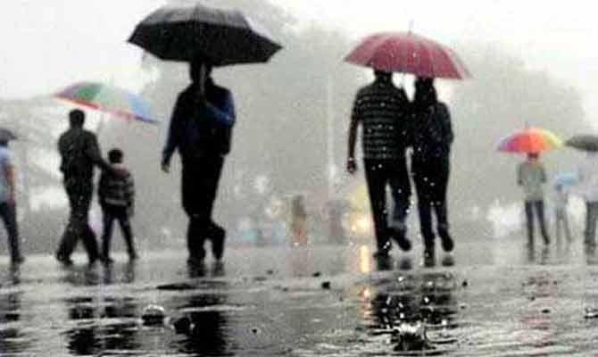 रहें अलर्ट, जमशेदपुर में आज भी हो सकती है बारिश