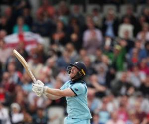 ICC World Cup 2019 : सिर्फ छक्कों से 100 रन बनाने वाले पहले बल्लेबाज बने मोर्गन